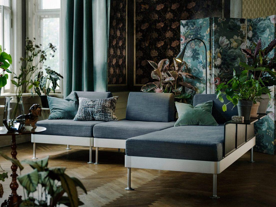 ikea and tom dixon take on the hack delaktig chalk moss. Black Bedroom Furniture Sets. Home Design Ideas