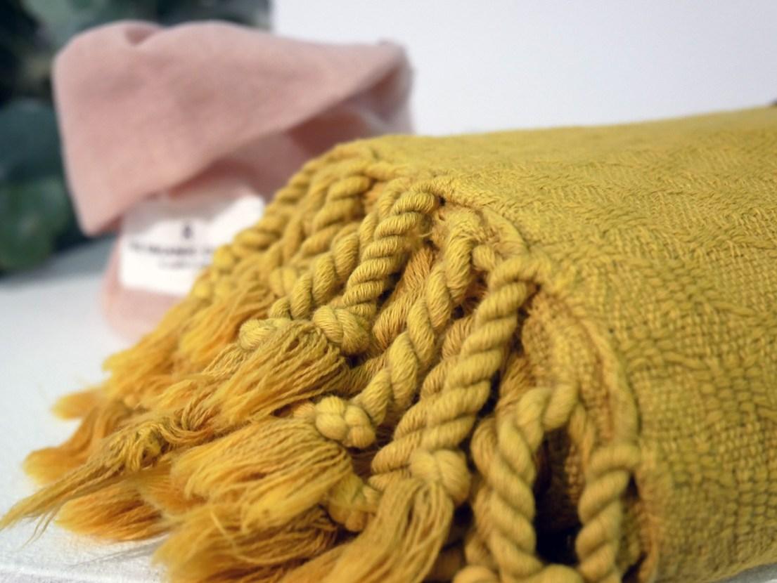 Luks Linen - Turkish towels, scarves, peshtemals, throws and blankets