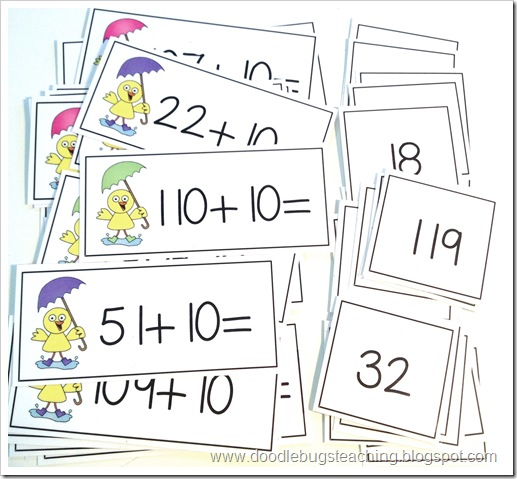 Need help with lesson planning your math workshop centers for Spring? Check out this top 10 (and more) FREE Spring Math Centers (K-2nd grade)!