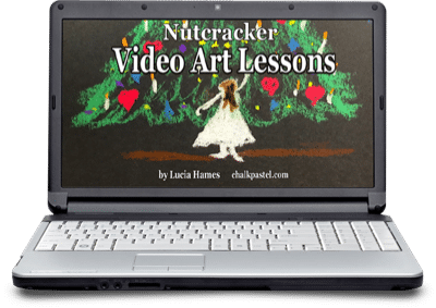 Nutcracker Video Art Lessons