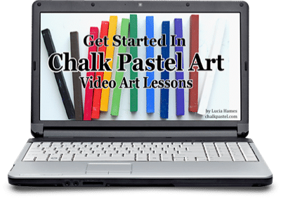 Get Started in Chalk Pastel Art Video Art Lessons - 5 Practical Ways to Simplify Your Homeschool Day