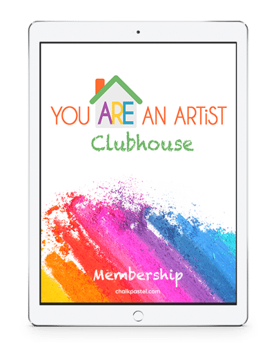 You ARE an Artist Clubhouse Membership