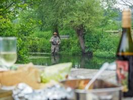 Fishing Lunch