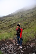 Gede - the volcano guide
