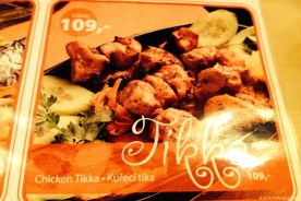Chicken Tikka @ Prague