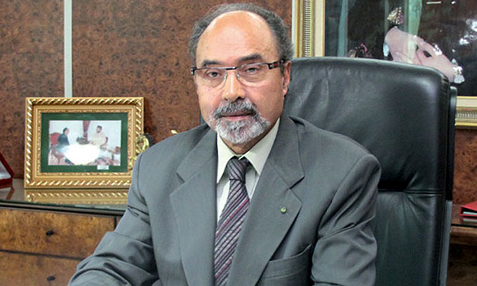 Abdelaziz Benzakour, Médiateur  du Royaume.
