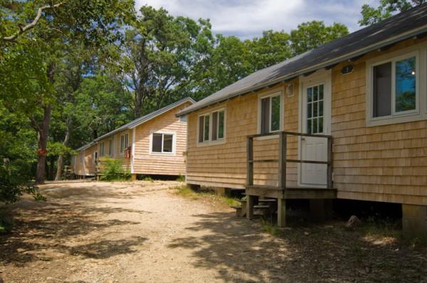 Cape Cod Sea Camps cabins