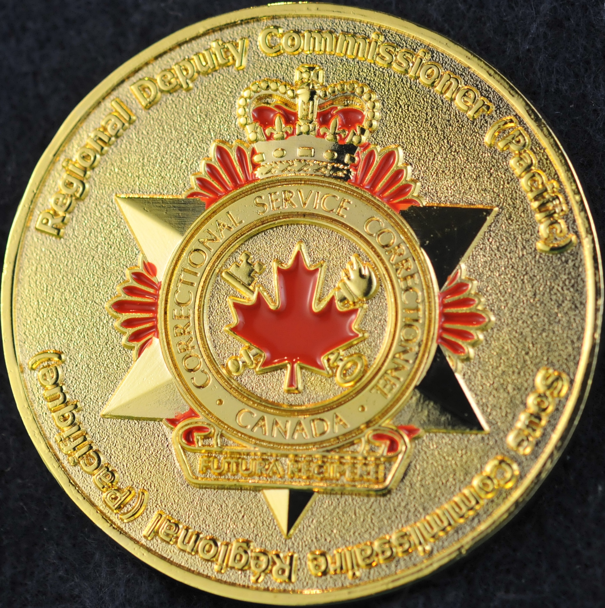 Correctional Service Canada Regional Deputy Commissioner
