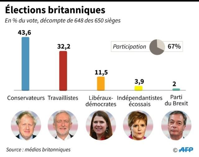 Elections britanniques (AFP - Gal ROMA)