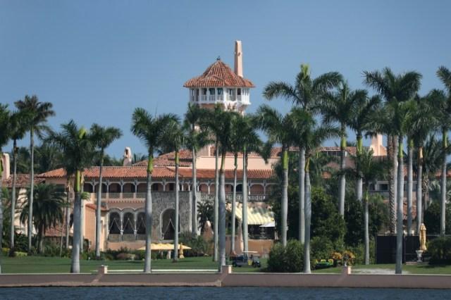 La résidence de Mar-a-Lago en Floride le 1er novembre 2019 (GETTY IMAGES NORTH AMERICA/AFP/Archives - JOE RAEDLE)
