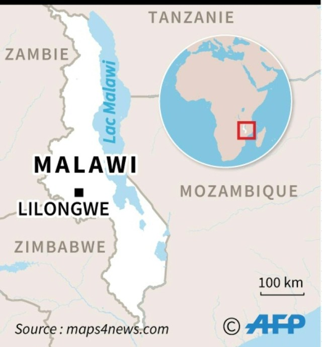 Malawi (AFP - Jean Michel CORNU)