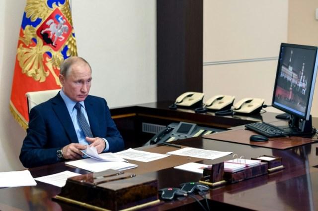 (SPUTNIK/AFP - Alexey NIKOLSKY)