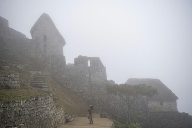 Le site archéologique du Machu Picchu, le 2 novembre 2020 au Pérou (AFP - ERNESTO BENAVIDES)
