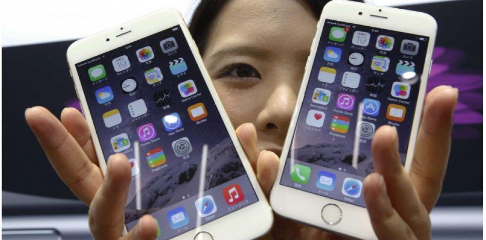 iphone 6 plus l essai comparatif