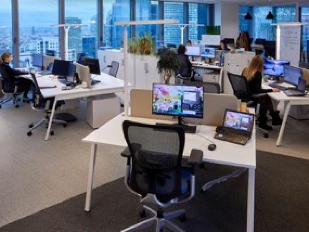 Le Flex Office Ne Fait Pas Que Des Heureux Challenges