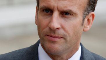 """Emmanuel Macron, """"préoccupé"""" par les violences, s'est entretenu avec Abbas, dit Elysée"""