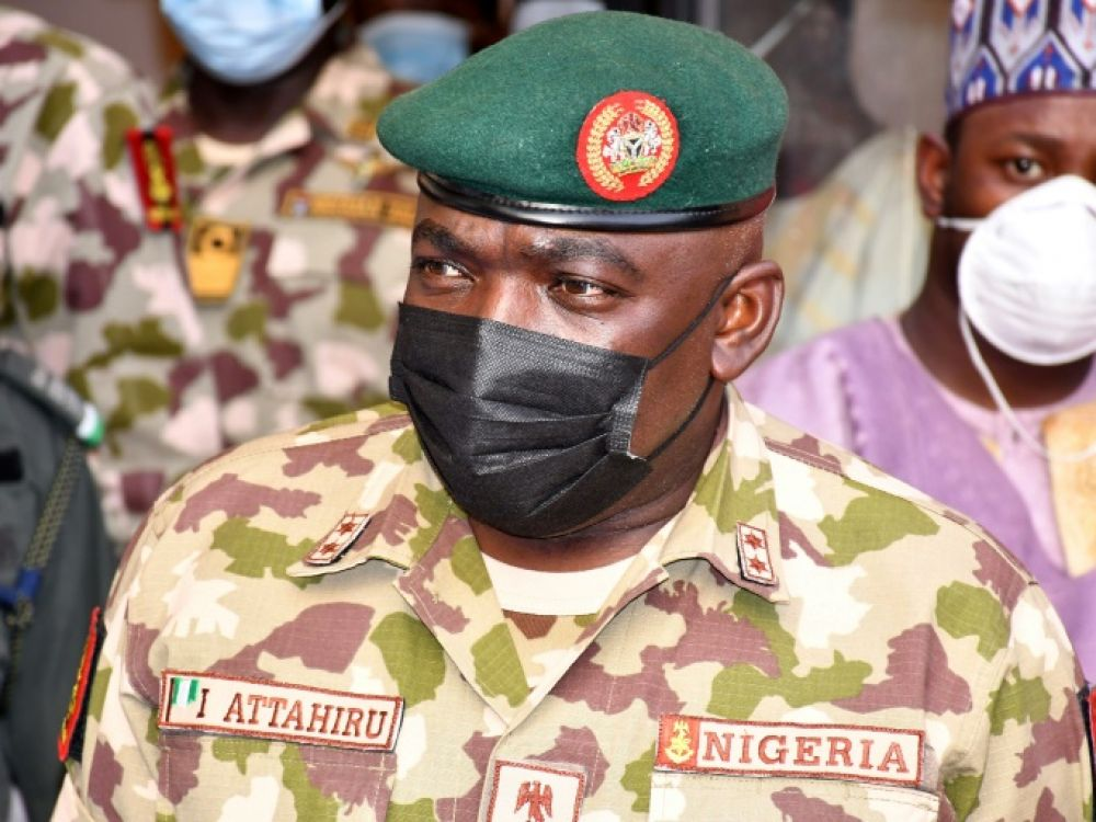 Au Nigeria, le chef de l'armée meurt dans un crash d'avion