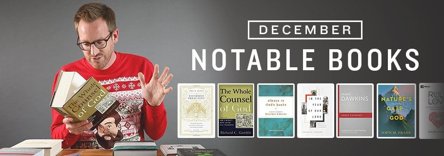 New and Notable Books for December