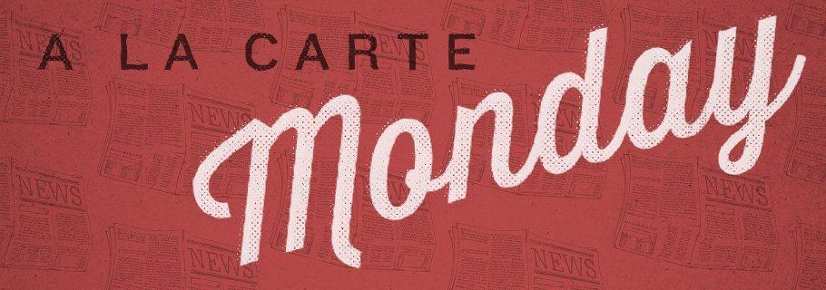 A La Carte (October 14)