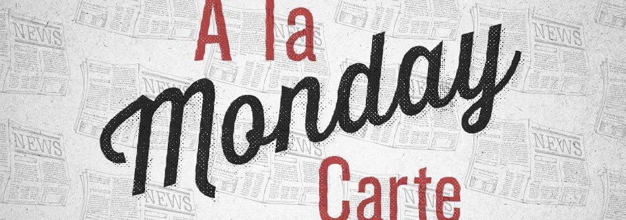A La Carte (September 3)