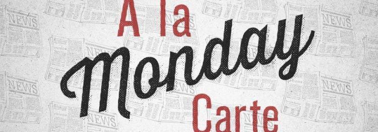 A La Carte (May 6)