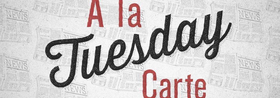 A La Carte (September 11)