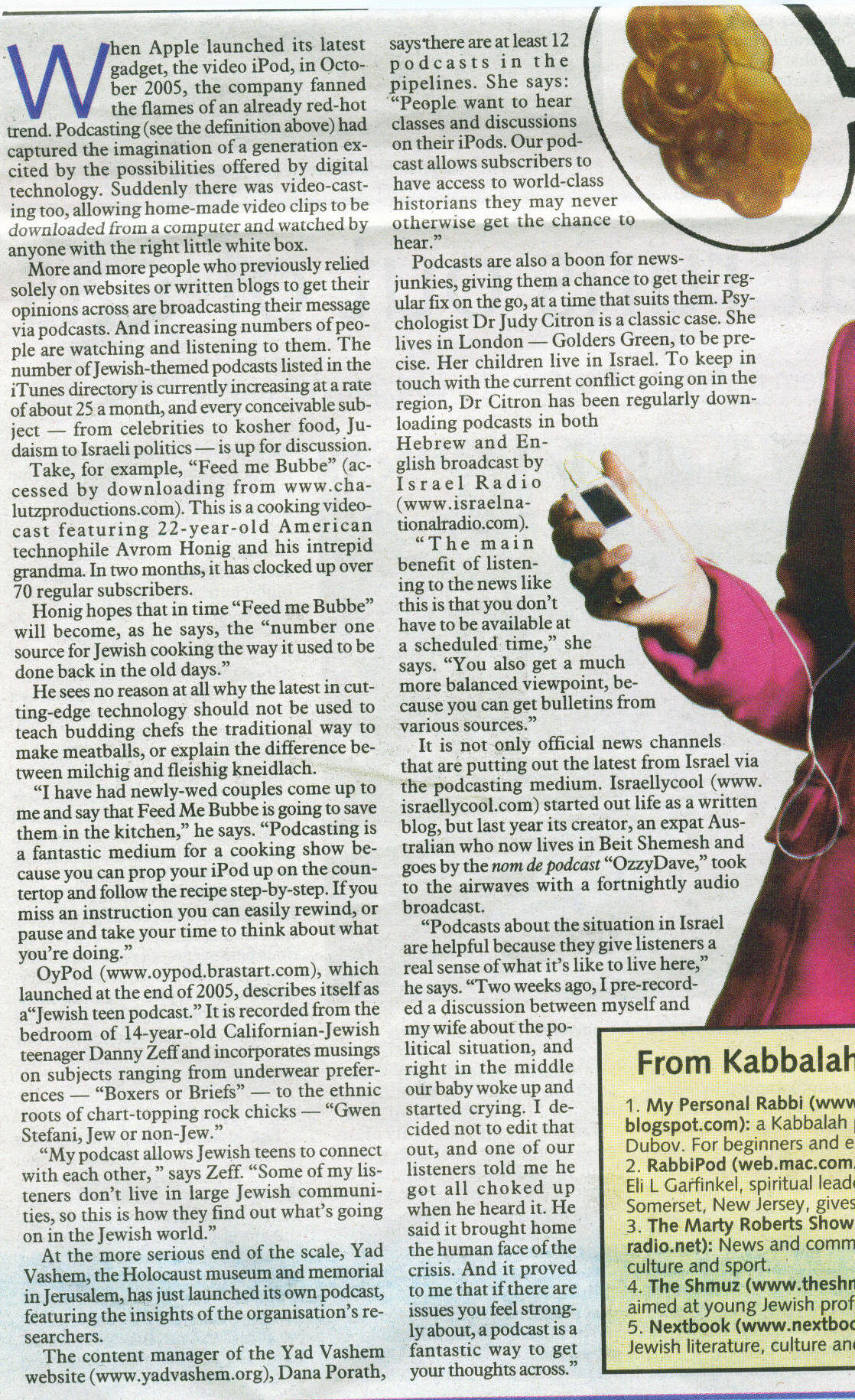 Scan of article.
