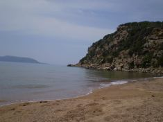 Anemomylos beach in Finikounda
