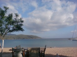 Finikounda beach