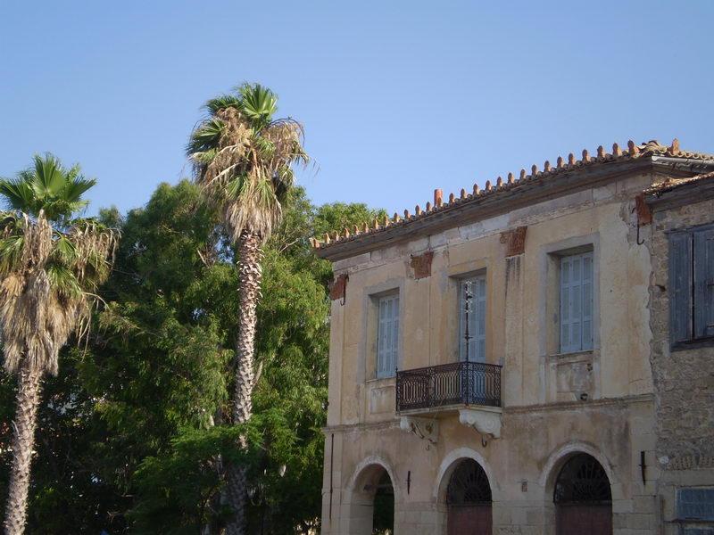 Koroni Messinian Villages