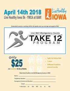 Take 12 April