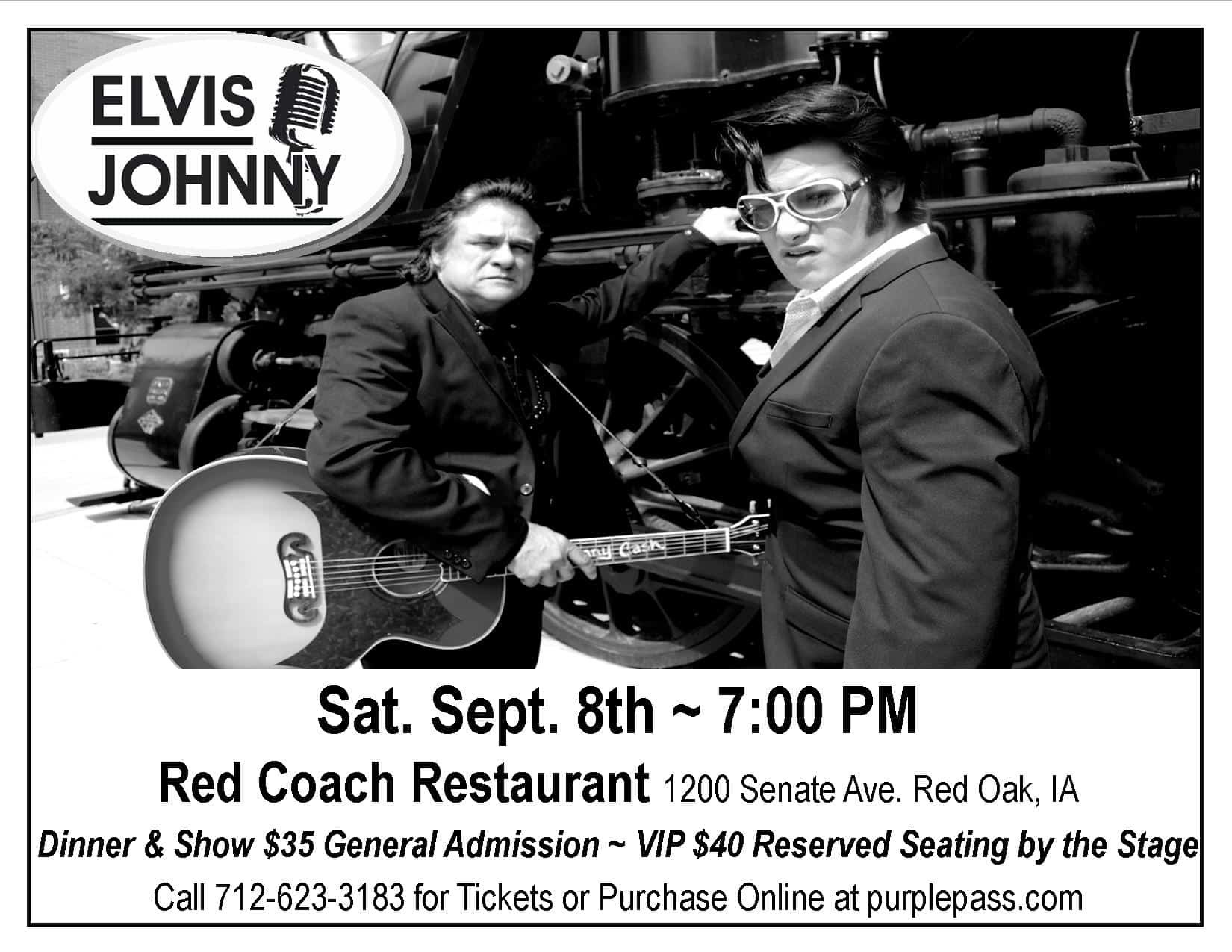 Elvis & Johnny Cash