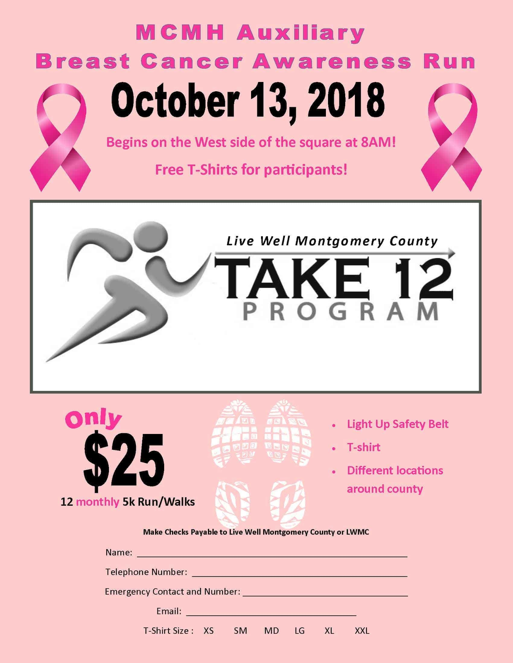 Take 12 October - LWMC