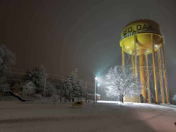 Water Tower - Tj Clark