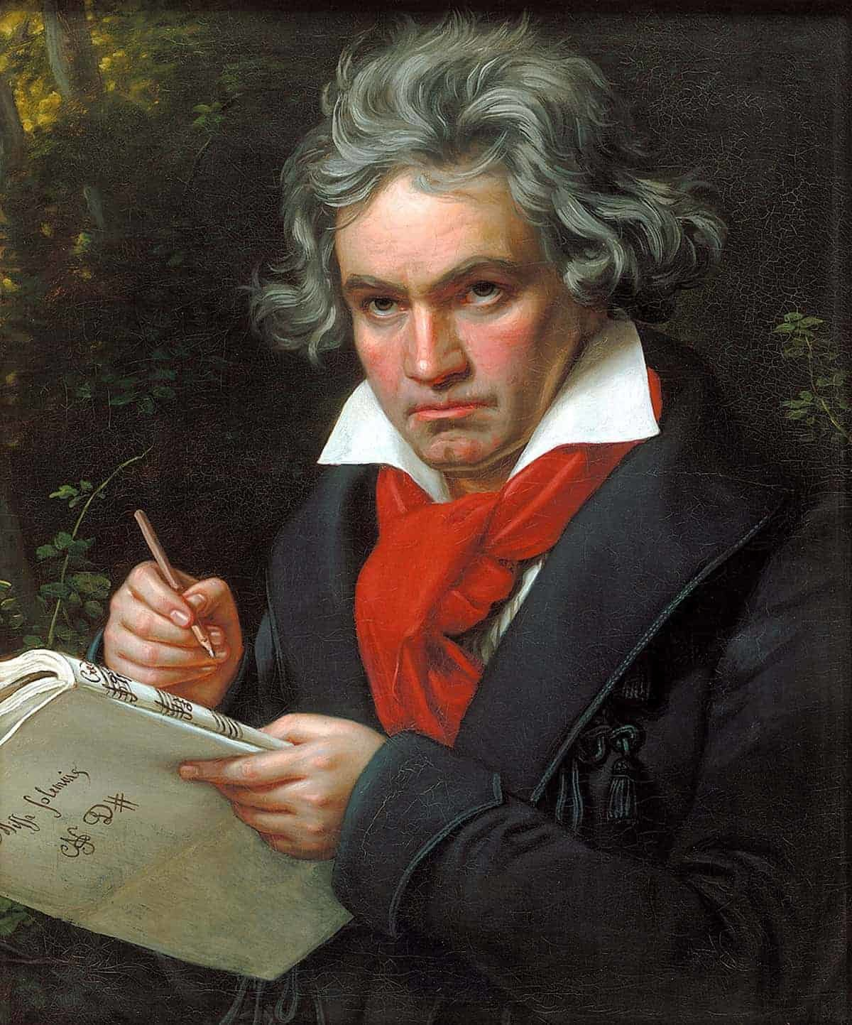 Why Did Beethoven Get Rid of His Chickens?