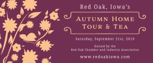 Autumn Home Tour & Tea 2019