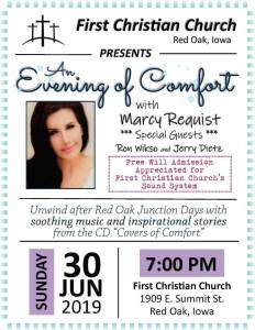 FCC An Evening of Comfort