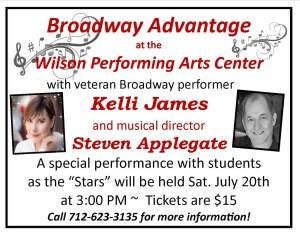 Broadway Advantage
