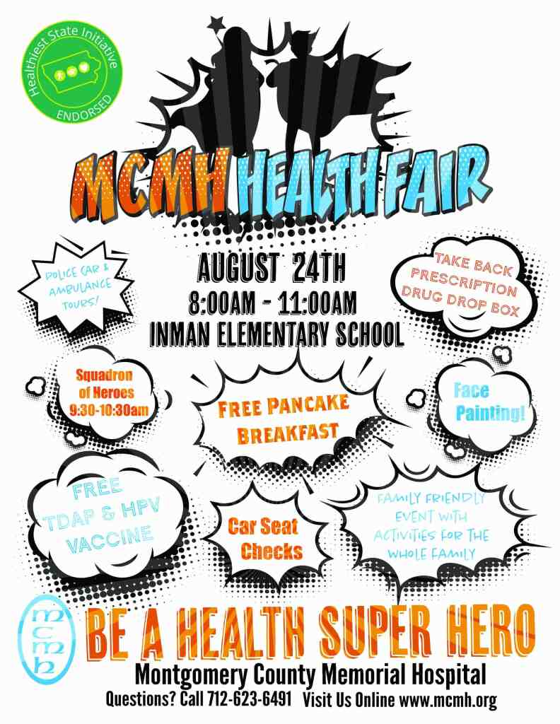 MCMH Health Fair