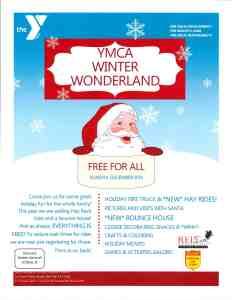 YMCA Winter Wonderland