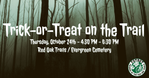 Trick-or-Treat on the Trail