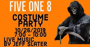 Costume Party at the Five One 8