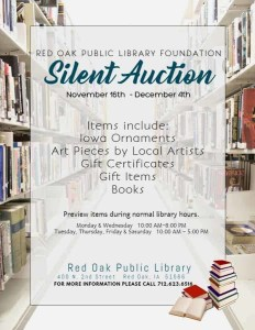 RO Library Public Silent Auction