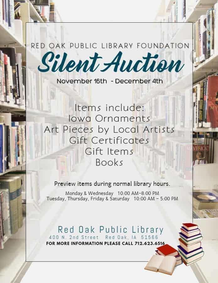 RO Library Public Silent Auction