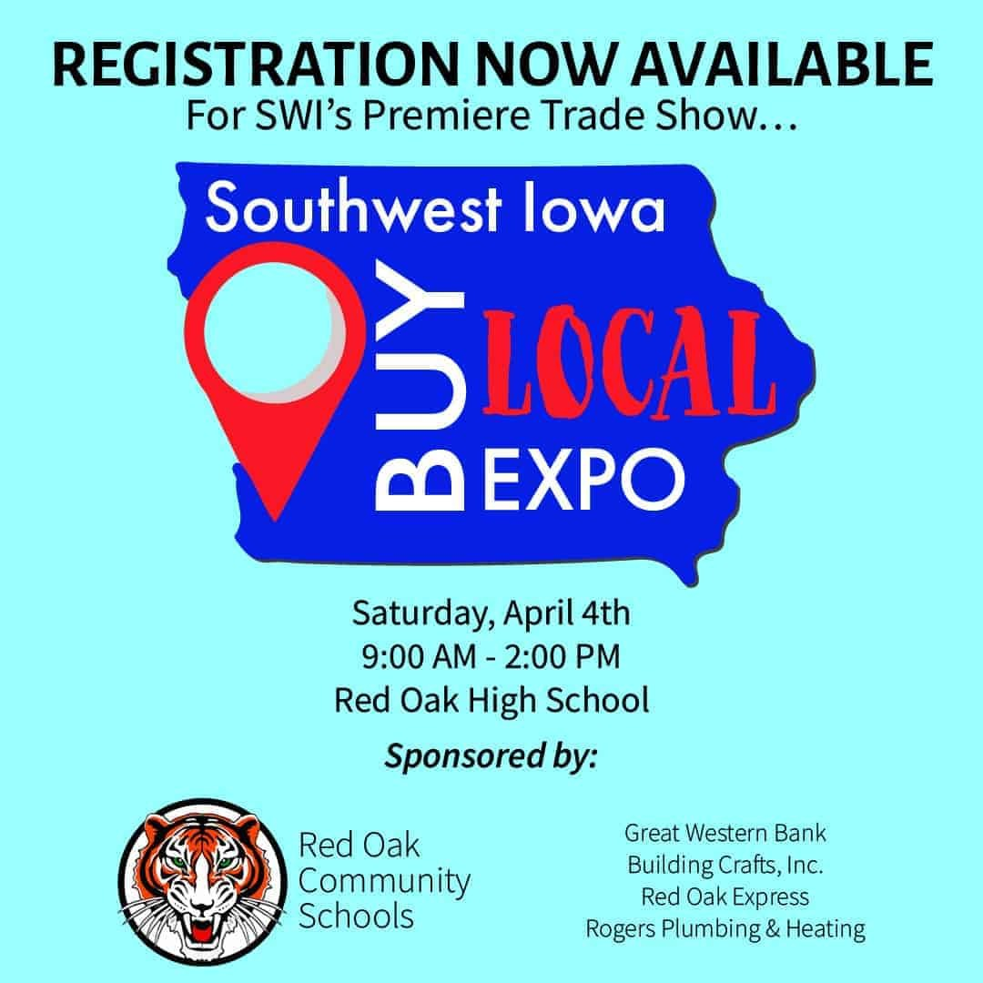 Southwest Iowa Buy Local Expo 2020