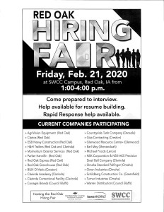 Ro Hiring Fair