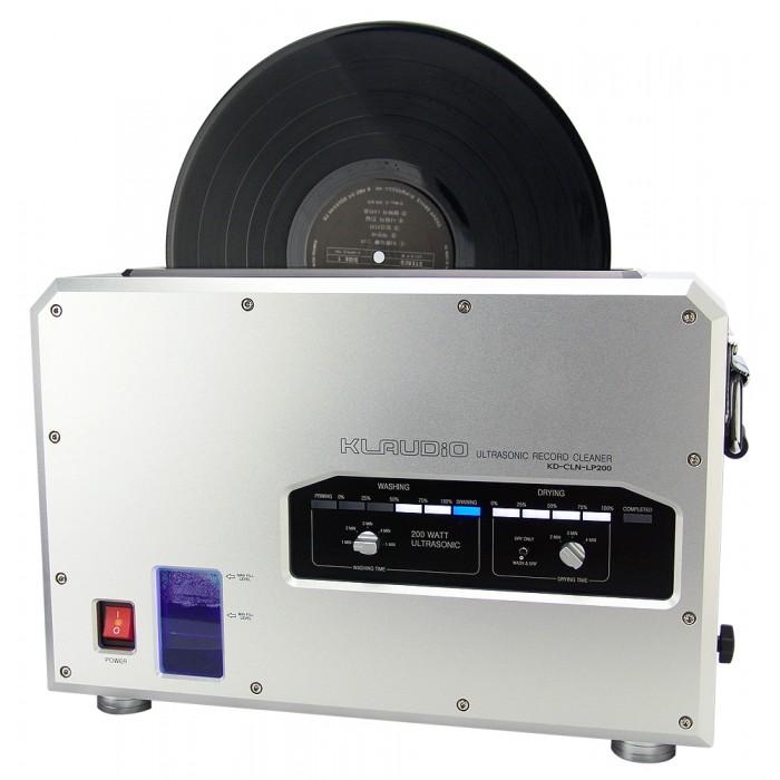 KLAUDiO KD-CLN-LP200 Record Cleaner