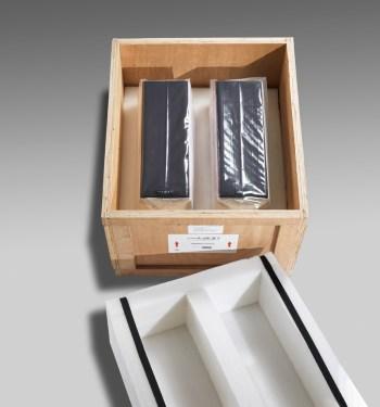 Evolution Acoustics MicroOne Loudspeakers Crate