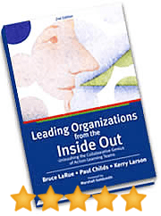 Leading Organizations - book
