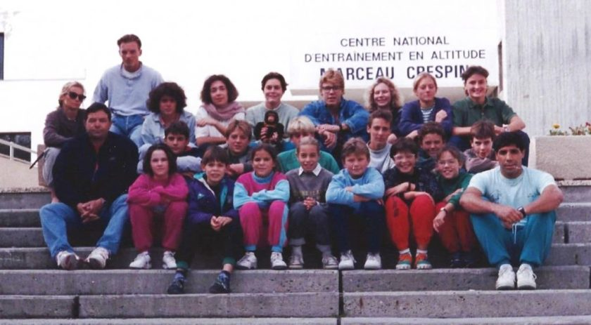 Photo groupe 1995